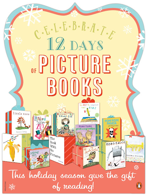 12 Days of Picture Books - Robo-sauce Review