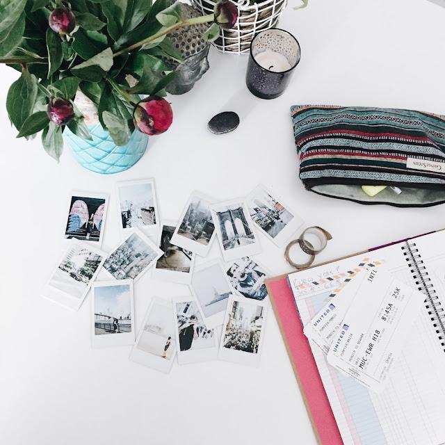 Instax, Drucker, Fotodrucker, Retrofoto, Retrobilder, GrinseStern, DIY, Fotoalbum, smashbook