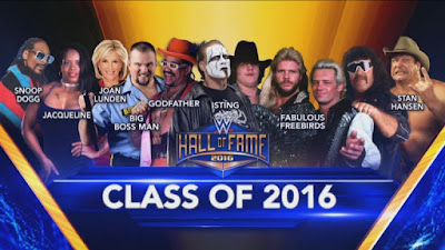 WWE Hall of Fame 2016 WEBRip 480p 800mb wwe tv show WWE Hall of Fame compressed small size free download or watch online at https://world4ufree.ws