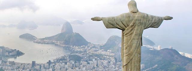 Christusstatue Rio de Janeiro