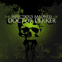 The Infectious Madness of Doctor Dekker Game Logo