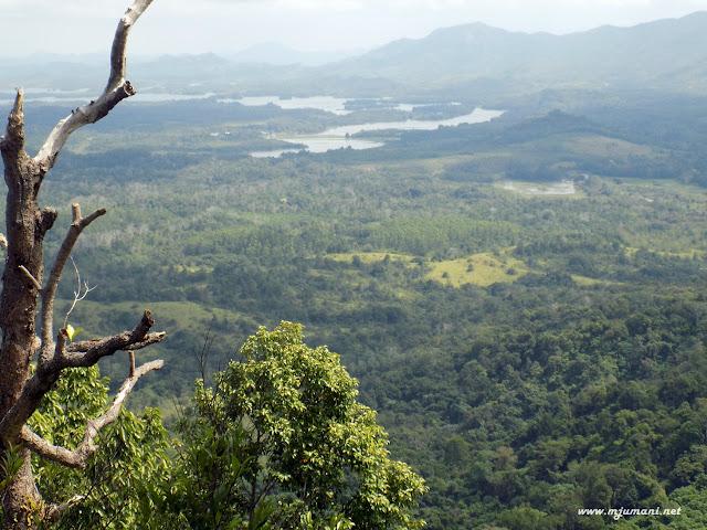 Objek wisata gunung pahiyangan