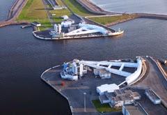 St. Petersburg Dam
