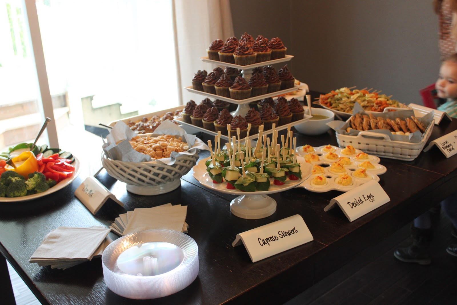 House warming party food ideas for Decorations for a home