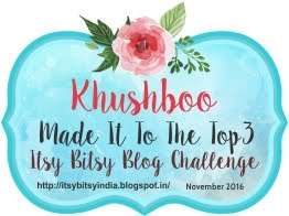 Top 3 at Itsy Bitsy India