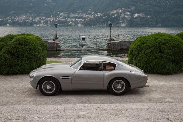 Fab Wheels Digest F W D Aston Martin Db4 Gt Zagato 1960 63 1991