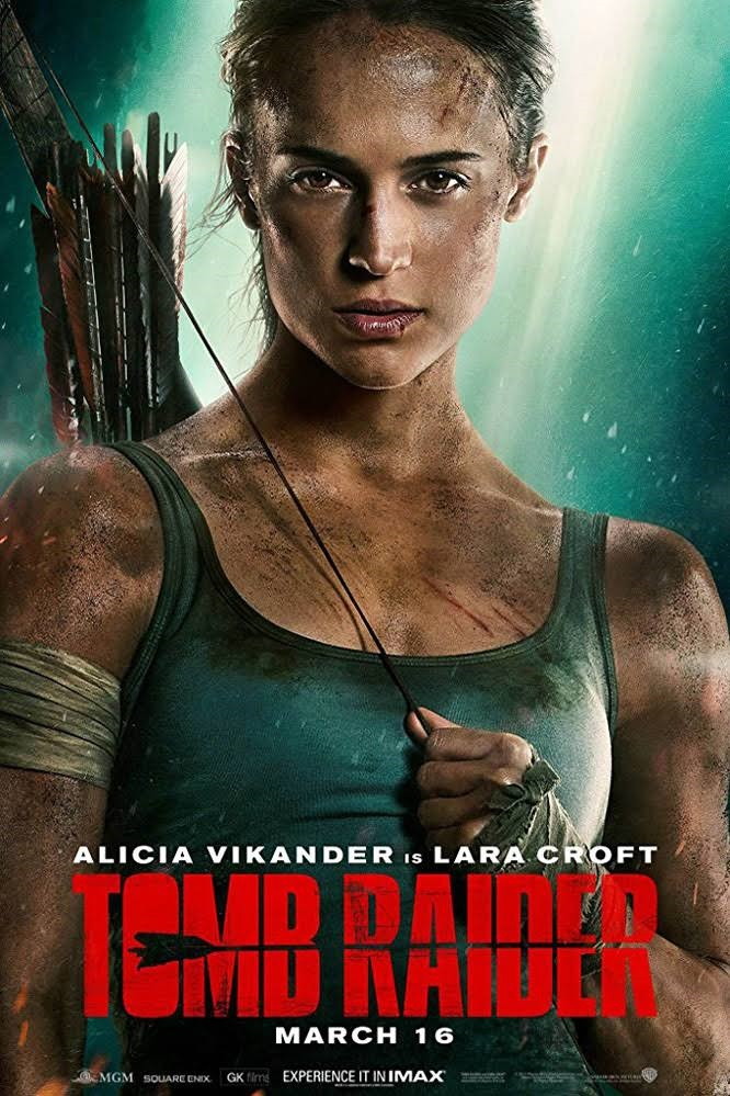 Tomb Raider 2018 720p HDrip English Movie Download