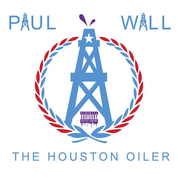 Paul Wall - Houston Oiler Cover