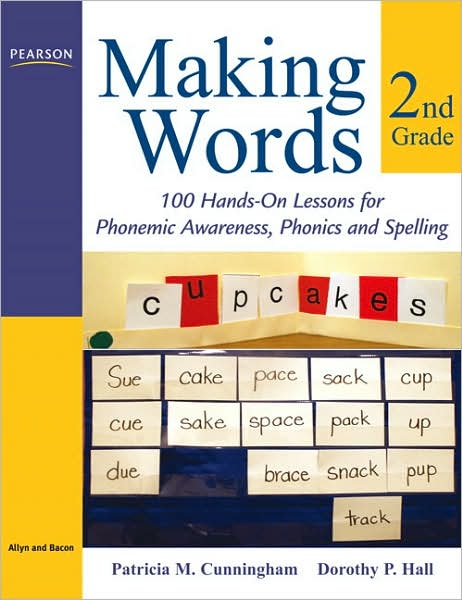 Making Words and Letter Organization