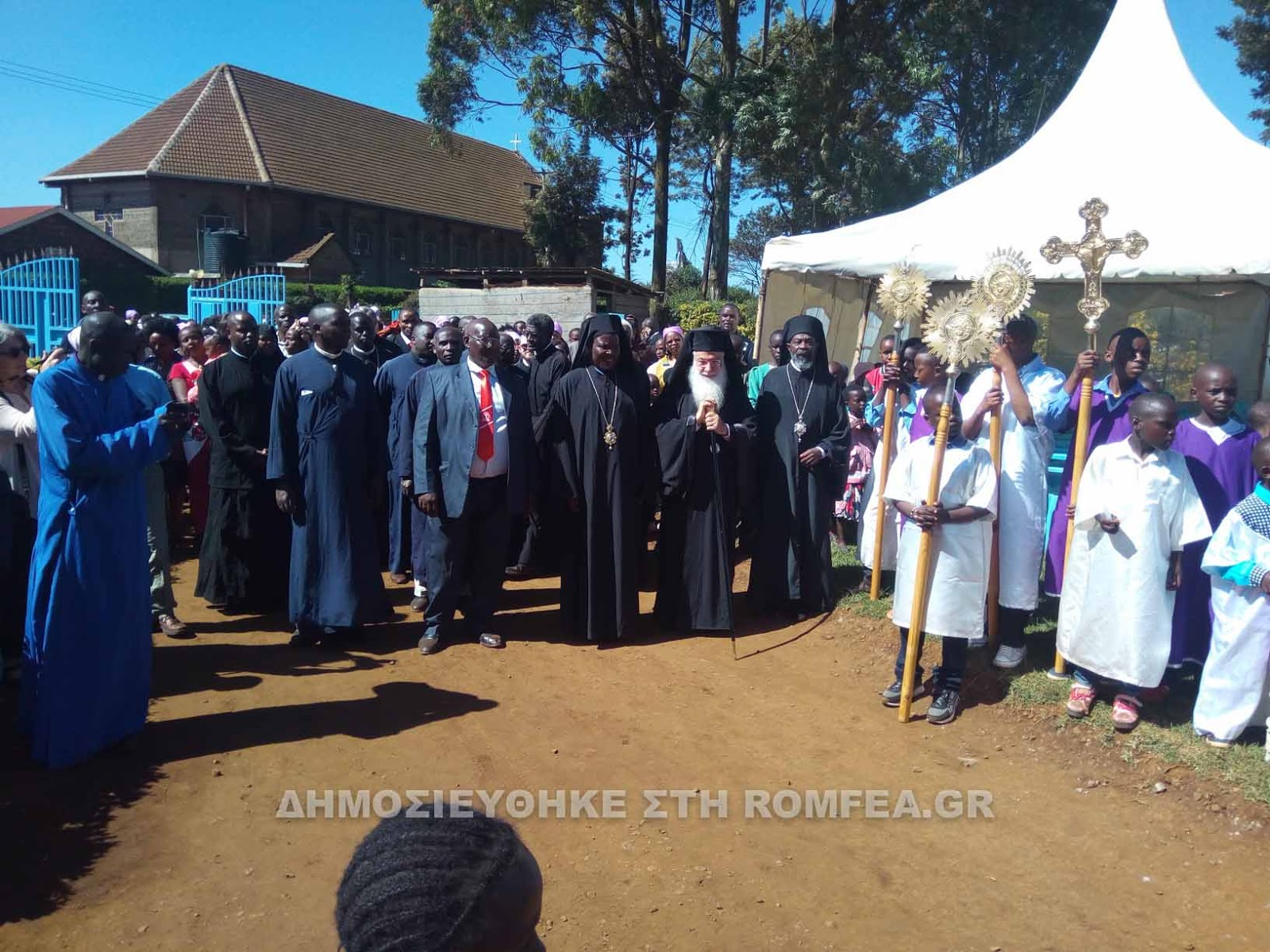 The Kikuyu Tribe Proclaimed Metropolitan Of Nairobi As Their Elder