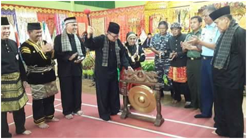 1.038 Pesilat dari 10 Negara Bertarung di Padang