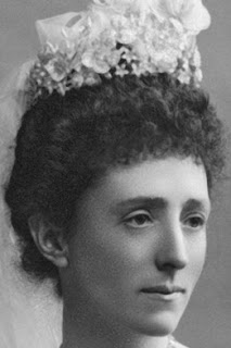Diamond Floral Tiara Duchess of Bedford Fossin Mary Russell