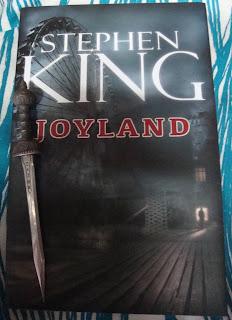 Portada del libro Joyland, de Stephen King