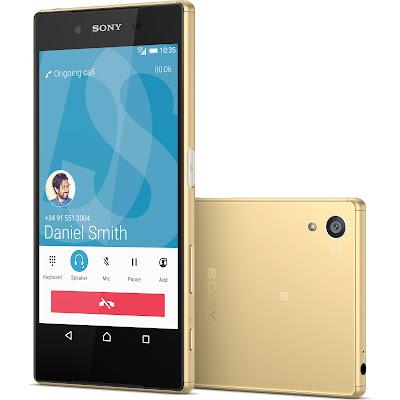 điện thoại Sony Z5 compact quốc tế