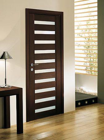 Modern Solid Wooden Interior Doors