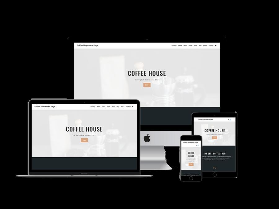 Contoh Template Website Company Profil 4