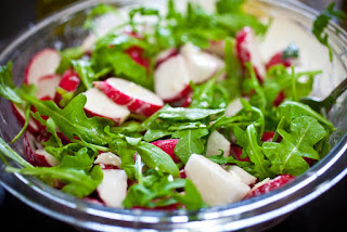 Radish Salad (Turp Salatasi)