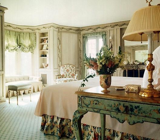 Eye For Design: Decorating Your Bedroom........Boudoir Style