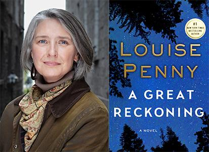 Mysteries and More from Saskatchewan: A Great Reckoning by Louise Penny – The Map