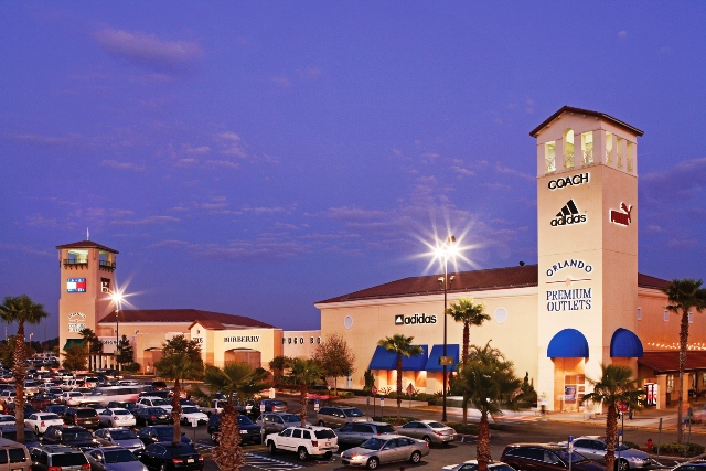 Outlets Premium en Orlando