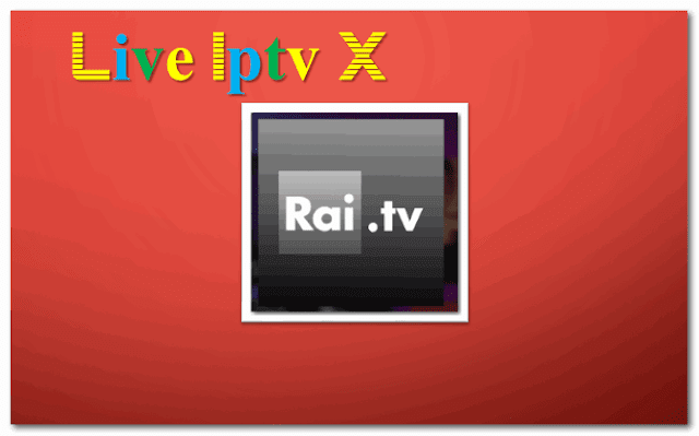 Rai On Demand live tv addon