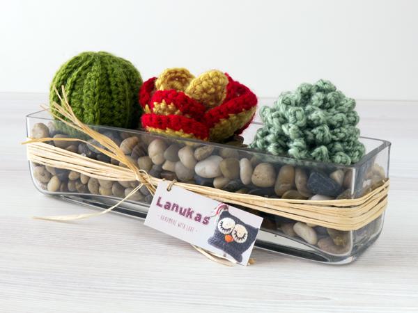 Amigurumi succulents | Uncinetto, Piante grasse, Uncinetto amigurumi | 450x600
