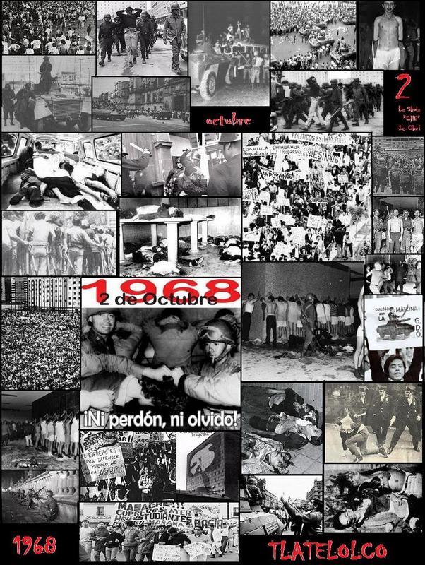 Resultado de imagen para 2 de octubre de 1968