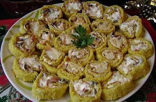 Relleno para Tartaletas, Pollo con Mayonesa