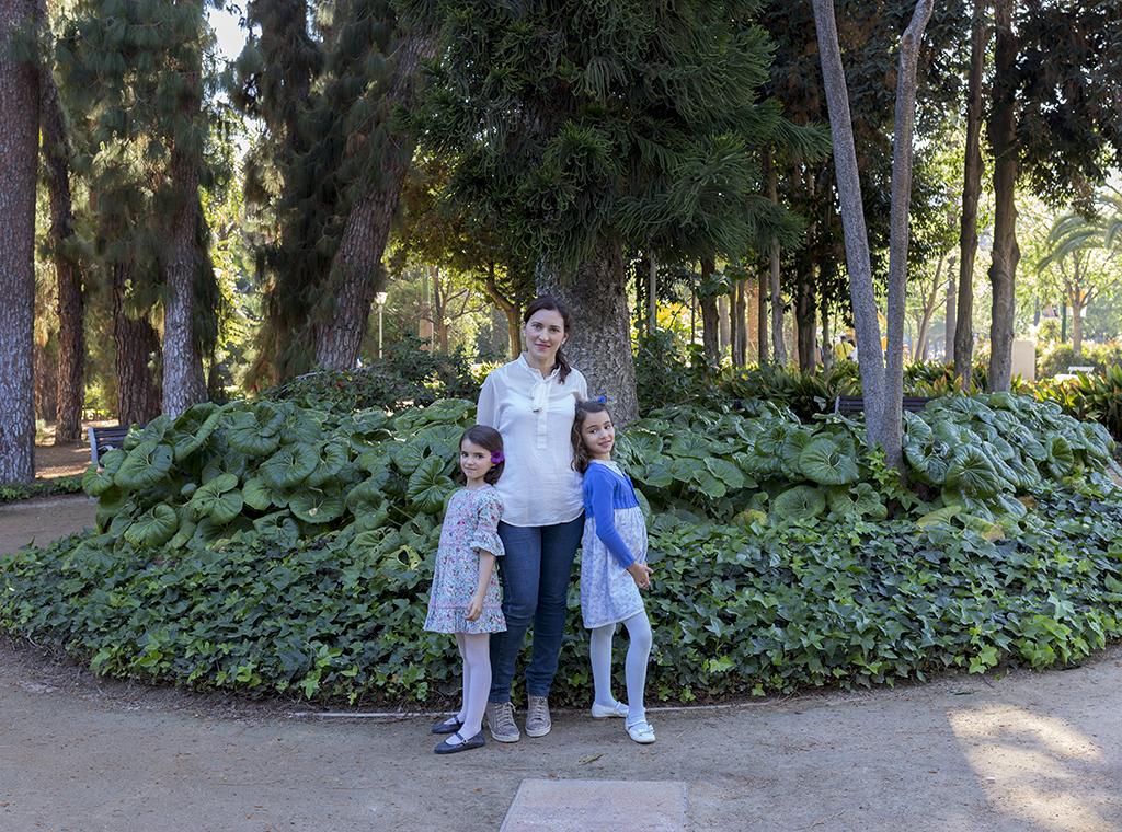 sesión infantil fotográfica Málaga