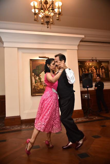 Noida Diary: Launch of Eduardo's Milonga de mis Amores