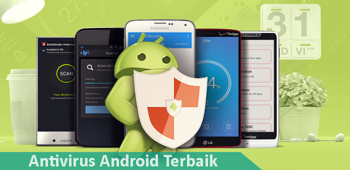 5 Antivirus Android Yang Ringan dan Gratis Terbaik 2019