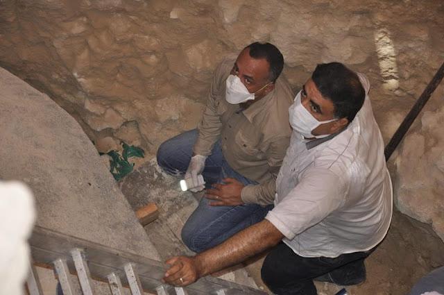 شاهد بالصور ماذا عثر داخل تابوت الإسكندرية بعد فتحه!
