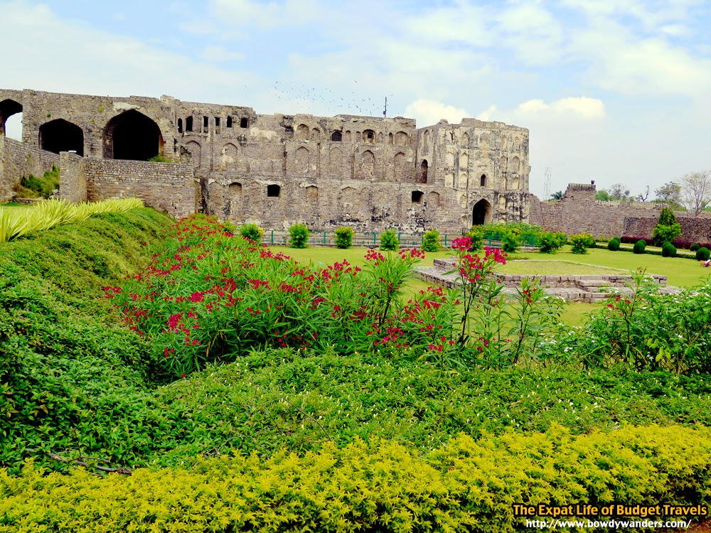 Bowdywanders Com Climb The Top Of Golconda Fort Hyderabad