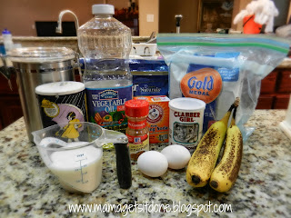 Mama Gets It Done My Favorite Banana Nut Bread Recipe
