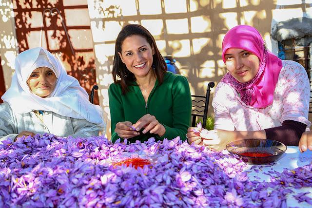 Choumicha. Marokańska gwiazda telewizji odkrywa sekrety rodzimej kuchni