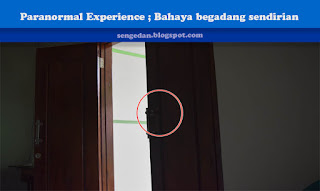 Paranormal Experience ; Bahaya begadang sendirian