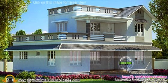 House double storied