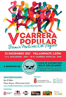 Carrera Popular Villaornate