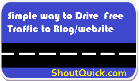 Top 10 ways to Increase traffic to blog/website