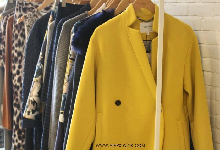 L.K. Bennett coats