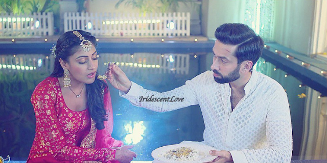 Ishqbaaz Spoiler : Shivaay's test of love on Karvachauth night Anika hang around