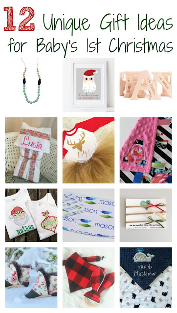 Favorite Gift Ideas for Baby's First Christmas || The Chirping Moms