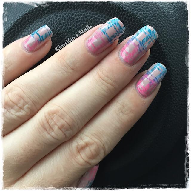 KimsKie\'s Nails: Stamping