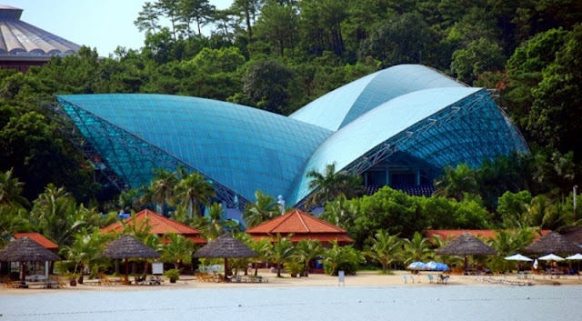 Tuan Chau island - ideal destination for vacation Tet holiday 2