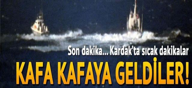 Νεα ένταση στα Ίμια! Προκαλούν και πάλι οι Τούρκοι ! Το  ΓΕΕΘΑ, πάντως ξεκαθαρίζει...