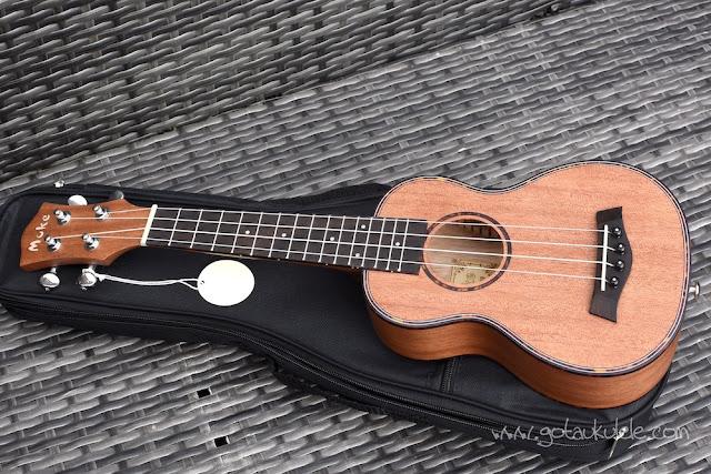 Muke MS-10 Soprano Ukulele