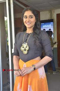 Actress Regina Candra Stills at Maanagaram Movie Press Meet  0012.jpg