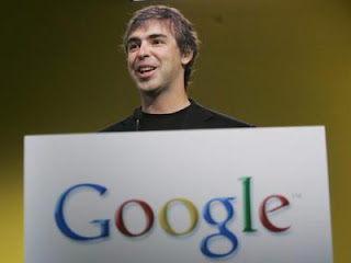 Larry page dissertation