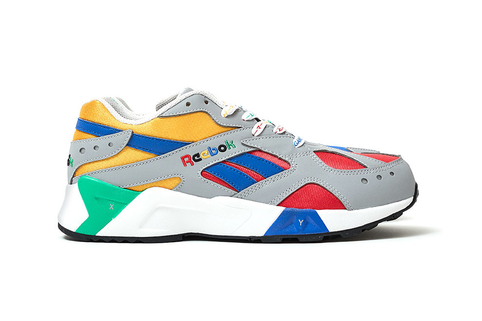 BILLY S Exclusive x Reebok Aztrek Colorway Channels the Nintendo 64 4313813e4
