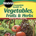 Book : Complete Guide to Vegetables Fruits and Herbs